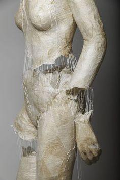 Erin Tucker, paper sculpture