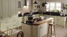Alderley Cream & Sage - Next Fitted Kitchens