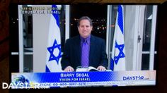 """Barry Segal at """"Heart for the World"""" [Daystar.com]"""