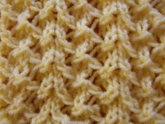 bead stitch knitting pattern