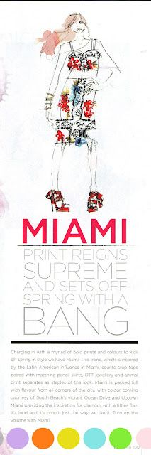 Miami River Island trend