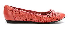 Clarks Poem Journal Coral -Womens