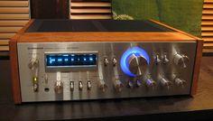Pioneer SA-9800 - vintage loveliness