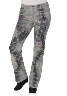 Typ , Jeans, |Material , Jeans, |Materialzusammensetzung , 98% Baumwolle, 2% Elasthan, |Passform , gerade, |Länge , Normal (Normal-Größen) - ca. 82,5 cm. Lang (Lang-Größen) - ca. 89,5 cm. Kurz (Kurz-Größen) - ca. 77,5 cm, |Optik , Batik-Look, | ...