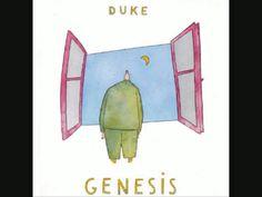 Genesis - Misunderstanding (with lyrics)