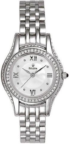 Bulova Women's Watch 96T62 Bulova. $139.99. Case Diameter - 28 MM. Save 53% Off!