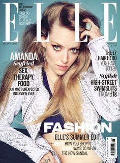 Elle UK, Issue 06, 2014