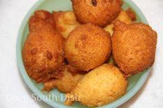 Deep South Dish: Hushpuppies                                                                                                                                                                                 More
