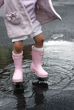 little pink hunters ♥