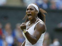 Serena Williams Beat Garbine Muguruza To Win Wimbledon Title - http://www.nigeriawebsitedesign.com/serena-williams-beat-garbine-muguruza-to-win-wimbledon-title/