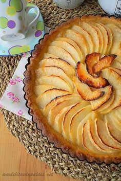 Healthy smoothie recipes 744923594591809558 - Tarte aux pommes (la meilleure) Source by Coconut Recipes, Tart Recipes, Cream Recipes, Snack Recipes, Dessert Recipes, Easy Smoothie Recipes, Good Healthy Recipes, Healthy Snacks, Best Apple Pie