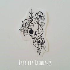 Skeleton Drawings, Easy Drawings, Tattoo Drawings, Body Art Tattoos, New Tattoos, Piercing Tattoo, I Tattoo, Piercings, Surfboard Drawing