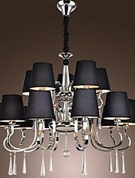 Chandelier ,  Modern/Contemporary Traditional/Classic Rustic/Lodge Vintage Country Island Chrome Feature for Candle Style MetalLiving – CAD $ 604.92