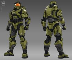 Halo Spartan Omega Team by StTheo on DeviantArt Armor Concept, Concept Art, Odst Halo, Halo Cosplay, Character Art, Character Design, Character Inspiration, Halo Armor, Halo Spartan