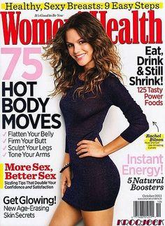 "Rachel Bilson in Women's Health: ""Enjoy Food and Enjoy Life"""