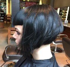Idées Coupe cheveux Pour Femme  2017 / 2018   20 belles et chiques coupes de cheveux gradués de Bob