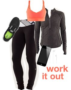 the BEST workout apps & cute workout clothes: snippets & tidbits