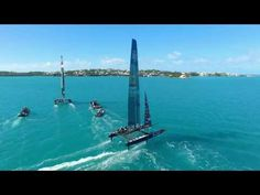 Cutting-edge Foiling Catamaran Arrives in Bermuda For Red Bull Yoyth America's Cup http://sualtigazetesi.mobapp.at/#sg-tv/6c SG cep ve tablet uygulamasi