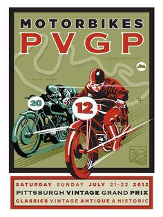 Pittsburgh Vintage GP  July 21-222012