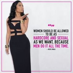 10 Badass Nicki Minaj Quotes Every Woman Needs in Her Life