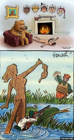 If animals treated humans the way we treat them