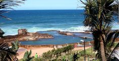Salt Rock tidal pool, North coast KZN