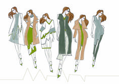Third year, semester one final collection line up. Collection for A/W 15/16, inspired by global warming acting as a diffusion line for Stella McCartney. Designed and artwork by Hannah Baxter.
