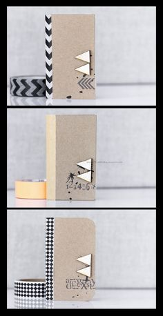 mini notebook by FojAga