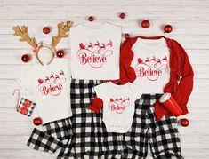 Matching Christmas Pajamas, Family Christmas Pajamas, Matching Family Pajamas, Plaid Christmas, Matching Shirts, Christmas Shirts, Merry Christmas, Womens Christmas, Christmas Outfits