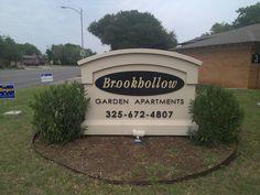 Brookhollow Garden Apartments, in Abilene Texas