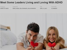 Meet Some Leaders Living and Loving With ADHD   ADDA - Attention Deficit Disorder Association Bridgewater State, Finding The Right Job, Attention Deficit Disorder, Adhd Symptoms, Co Parenting, Family Affair, Kind Words, Words Of Encouragement, Happy Life