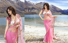 Indian Fashion, Salwar Kameez, Saree, Sari, Sarees, Saris, Indian Sarees, Fashion India : SEASONSINDIA