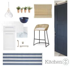 Mood board for our new home. Kitchen's are easily the most expensive room in the house which always has me playing it a little safe in my…
