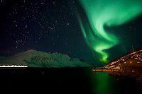 Aurora Tornado, Tromso, Norway