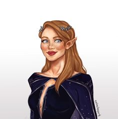 Feyre! My first digital painting in so long :,) I used a designers gown for inspiration for her dress/cape- I'll link it ASAP! this book owns my life ok i can't stop