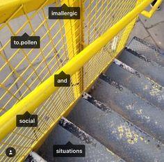 Socially awkward #yellow #aesthetic
