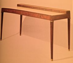 Desk, 1933- private collection- Design by Jean-Michel Frank