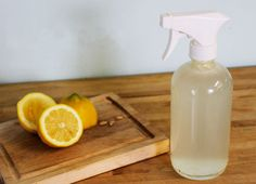CrumpledLife.com   8 Toxin-Free Homemade Kitchen Cleaners