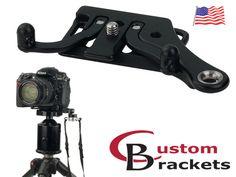 C-Plate: Camera Plate for Sling Strap / Holster & Tripods by Custom Brackets — Kickstarter