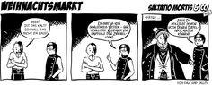 Co(mic) Strips: Weihnachtsmarkt - Saltatio Mortis