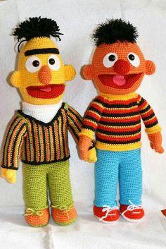 Muppets (Amigurumi)Crochet