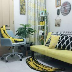 the banana house