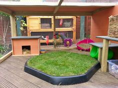 Wooden shelter for run/ hutch - Rabbits United Forum