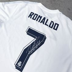 Fancy winning a Ronaldo No.7 Real Madrid shirt signed by Ronaldo himself? Enter the draw today at https://www.nzsoccershop.co.nz/comp/ronaldo-comp.html?utm_content=buffer3ec96&utm_medium=social&utm_source=pinterest.com&utm_campaign=buffer #nzsoccershop #cr7 #ronaldo #realmadrid #signedshirt #footballmemorabilia #authentic #certificate