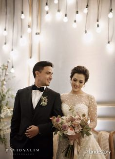 Inspiring post by Bridestory.com, everyone should read about Raisa Andriana's 12 Dos
