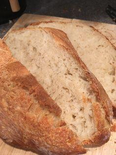 Belle's Easy Artisan Bread - Tales of the Dinner Belle