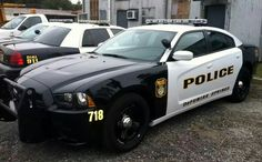 DeFuniak Springs (FL) Police # 718 Dodge Charger