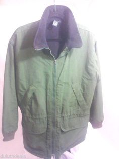 J.Crew Jacket, Men's Medium, Green