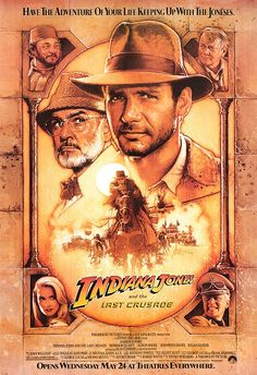 Indiana Jones & The Last Crusade (1989)