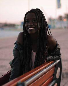 She is so freakin beautiful 😍❤️🥰 Black Is Beautiful, Beautiful Dark Skinned Women, Black Girl Magic, Black Girls, Dark Skin Girls, Dark Skin Beauty, Natural Beauty, Black Girl Aesthetic, Ebony Beauty